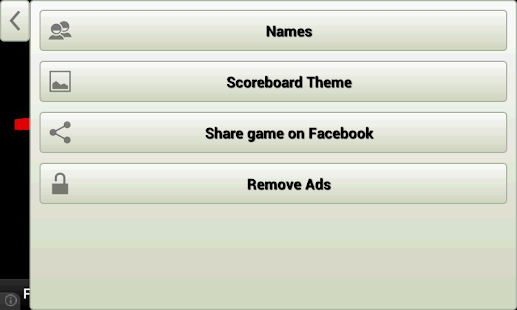 Score Keeper Pro - screenshot thumbnail