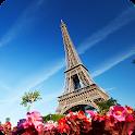 Paris HD Landscape icon