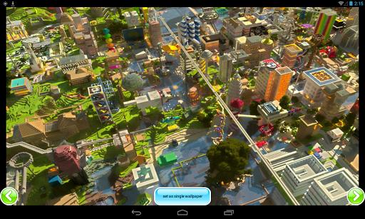市 MineCraft 启示