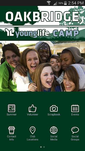 Young Life Oakbridge Camp