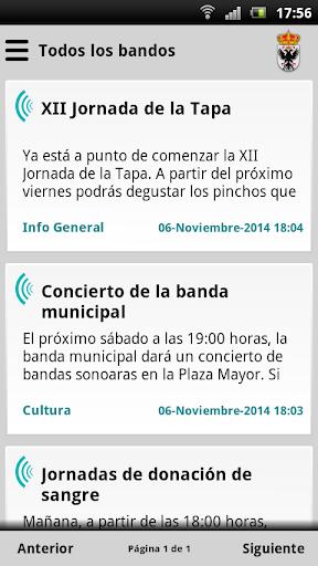 Fuentesaúco Informa
