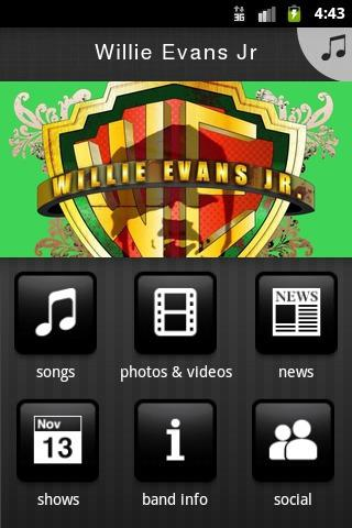 Willie Evans Jr - screenshot