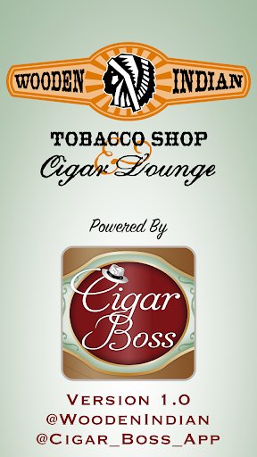 Wooden Indian Tobacco Shop