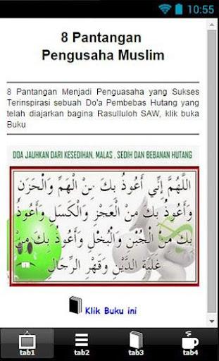 8 Pantangan Pengusaha Muslim