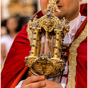 priest in a procession by Marco Aquilina - News & Events World Events (  )