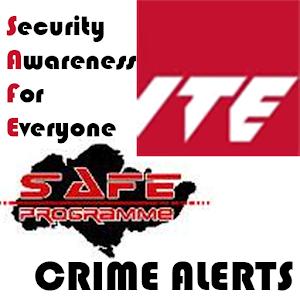 Crime Alerts @ SG