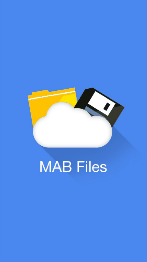 File Sharing App- screenshot