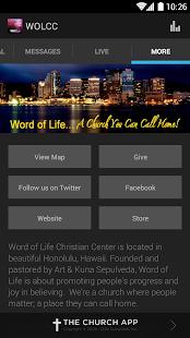 Word of Life Hawaii - screenshot thumbnail