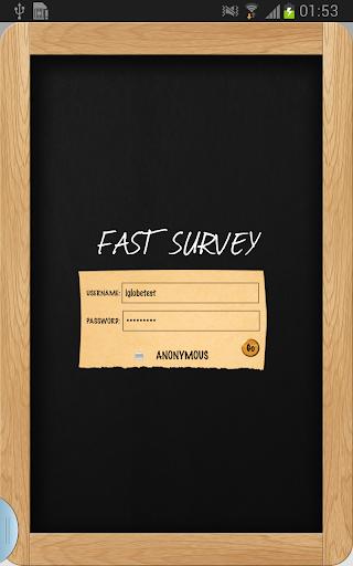 Fast Survey