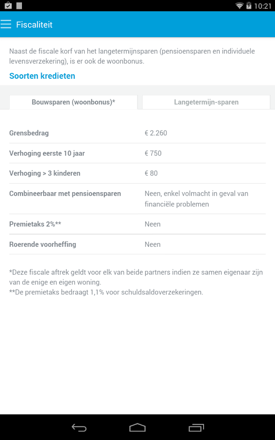 Delta Lloyd Life - Pensioen - screenshot