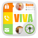 VIVA  GO Locker Theme icon