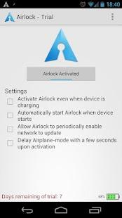 Airlock - Battery Saver Trial- screenshot thumbnail