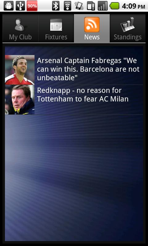 EPL Craze - screenshot