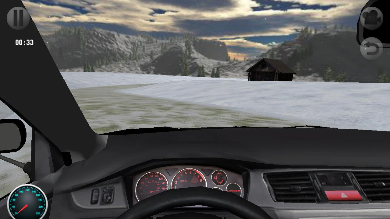 World Rally Racing- screenshot