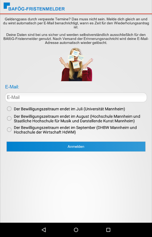 StudiPlus ² ® – Screenshot