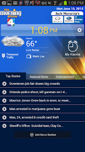 Wake Up with News 4 Jax WJXT - screenshot thumbnail