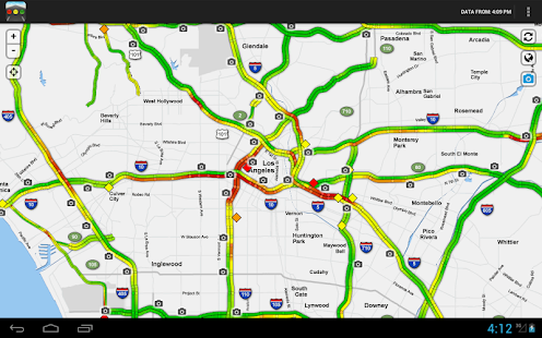 Sigalert - Traffic Reports - screenshot thumbnail