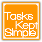 Tasks Kept Simple