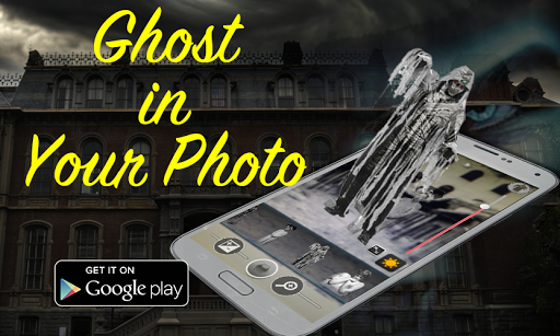 Ghosts in your photos Prank