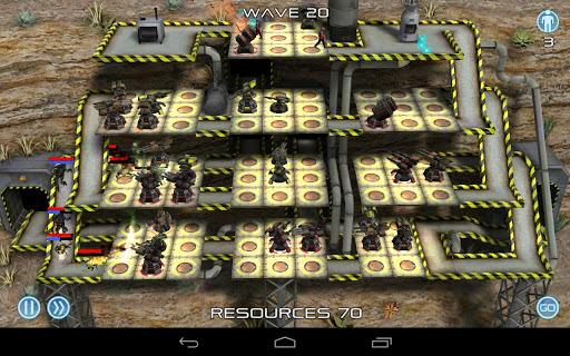 Tower Raiders 3 GOLD v0.37 APK