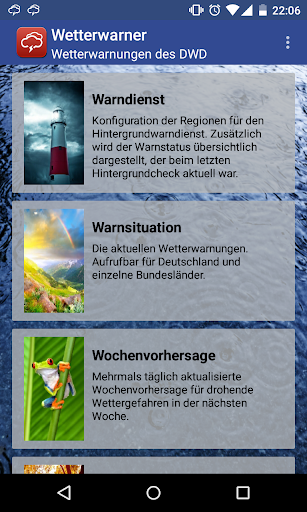 Wetterwarner Pro