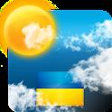 Weather for Ukraine icon