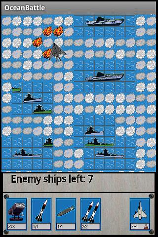 Ocean Battleship- screenshot