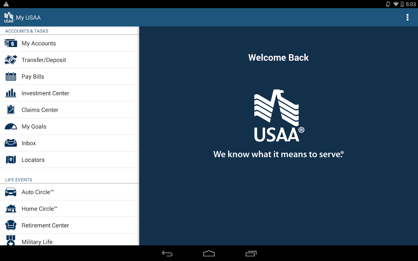 Usaa Mobile Android Apps On Google Play