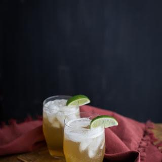 Ginger Lime Fizz.
