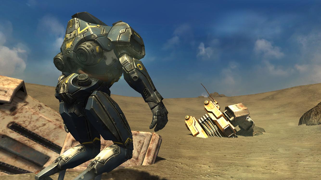 EXÍLIOS - Screenshot