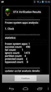 OTA Verifier - screenshot thumbnail
