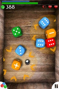 DiceBall free- screenshot thumbnail