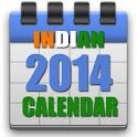 Indian Calendar 2014 icon