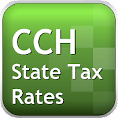CCH State Tax Rates and Tables