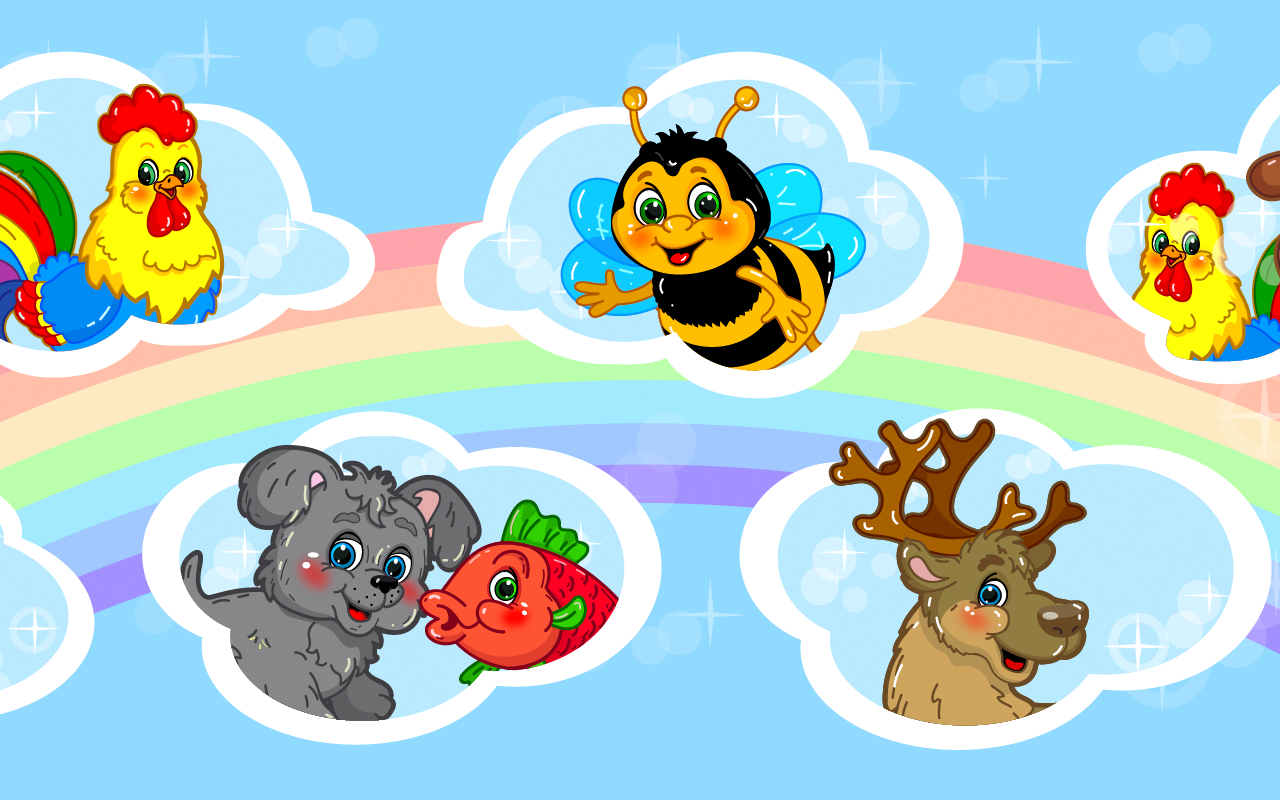 Animal puzzles for toddlers 1+ screenshot #9