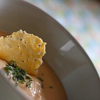 Creamy Cauliflower & Leek Soup
