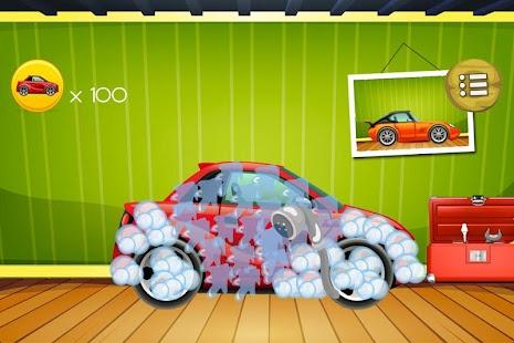 car wash kids game screenshot thumbnail