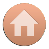 VM9 Orange Glass Icons