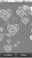 Screenshot of Celtic Hearts Silver Live