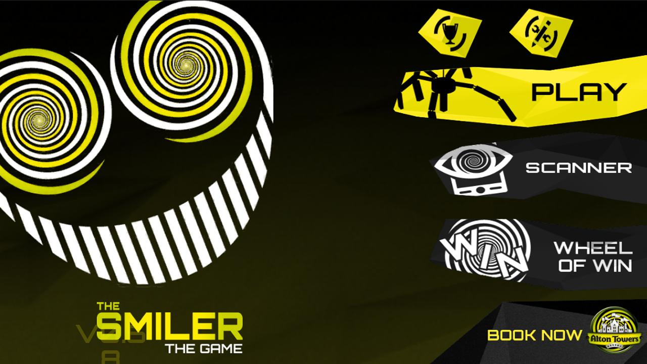 The Smiler - screenshot