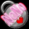 NoNo Name Tag logo