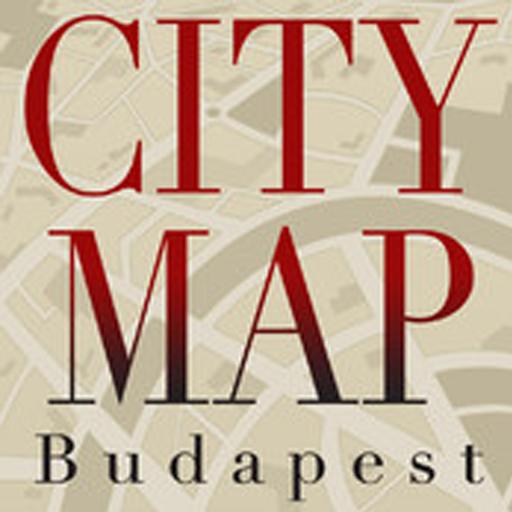 旅遊必備App CityMap Budapest LOGO-綠色工廠好玩App