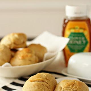 Honey Yeast Rolls.