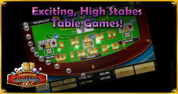 GameHouse Casino Plus- screenshot thumbnail
