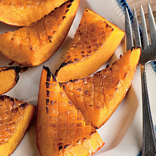 Candied Roasted Squash.