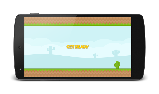 玩休閒App|Desert Run - 2D Jump 'n' Run免費|APP試玩