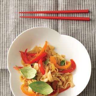 Spicy Shirataki Noodles