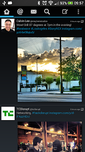 Tweetings for Twitter - screenshot thumbnail