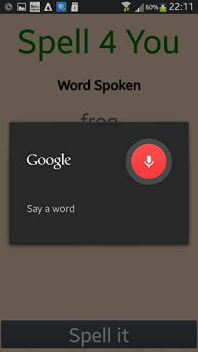 【免費教育App】Spell 4 You-APP點子