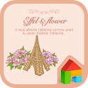 Effel&flower Dodol Theme icon